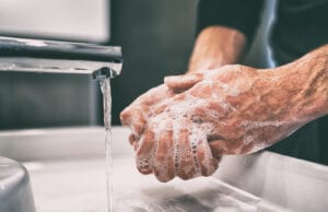 Home Care Beverly Hills, CA: COVID and Handwashing